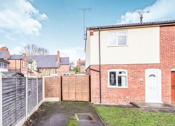 Thumbnail 2 bed property for sale in Shenton Close, Whetstone, Leicester