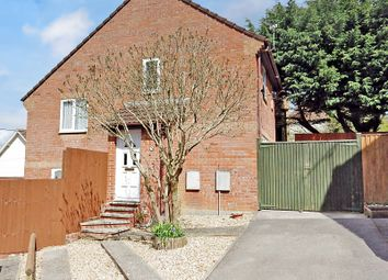 Thumbnail 1 bed semi-detached house for sale in Penny Farthing Row, Leigh Close, Westbury