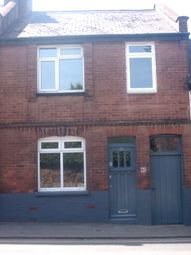 Thumbnail 3 bed terraced house to rent in Church Road, Alphington, Exeter