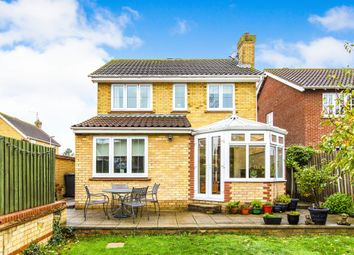 Thumbnail 4 bed detached house for sale in Taskers Field, Caxton, Cambridge