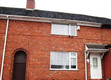 Thumbnail 3 bed terraced house to rent in Walsall Road, West Bromwich