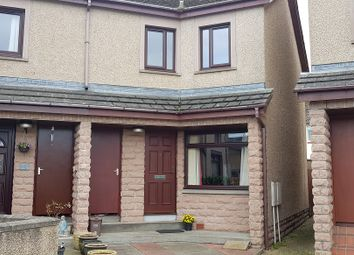Thumbnail 3 bed end terrace house for sale in Nursery Crescent, Montrose