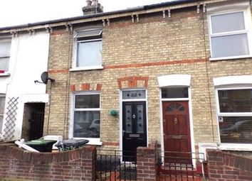 Thumbnail 3 bed terraced house to rent in Garfield Street, Bedford