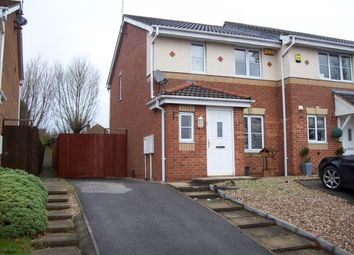 Thumbnail 3 bed semi-detached house to rent in Cookson Road, Thurmaston