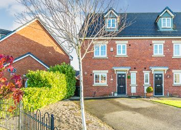 Thumbnail 4 bed semi-detached house for sale in Hampshire Avenue, Buckshaw Village, Chorley, Lancashire