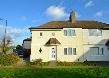 Thumbnail 4 bed semi-detached house for sale in Long Lane, Croydon