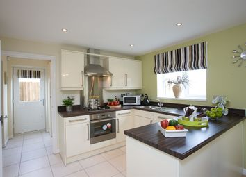 "Thumbnail 4 bed detached house for sale in ""The Roseberry"" at Ashcourt Drive, Hornsea"