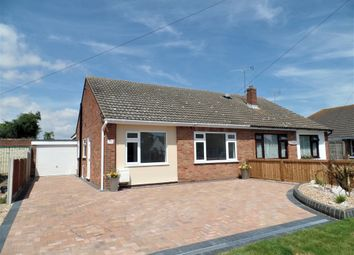 Thumbnail 3 bed semi-detached bungalow for sale in Feverills Road, Little Clacton, Clacton-On-Sea