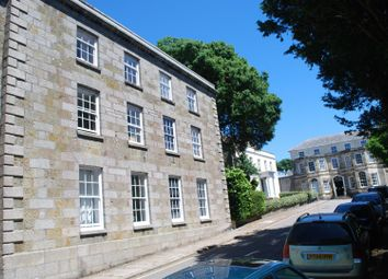 Thumbnail 2 bed flat to rent in Cross Street, Helston