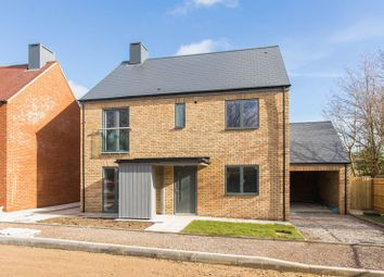 Thumbnail 4 bed detached house for sale in Manor Close, Chilton, Didcot