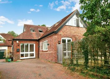 Thumbnail 4 bed detached house for sale in Upper Church Road, Shedfield, Southampton