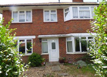 Thumbnail 2 bed maisonette for sale in Lye Copse Avenue, Farnborough