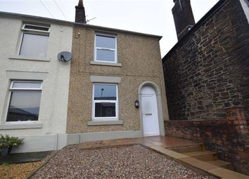 Thumbnail 2 bed semi-detached house for sale in Railway Road, Adlington, Chorley, Lancashire