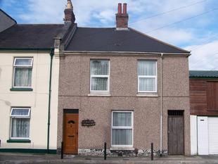 Thumbnail 2 bed semi-detached house for sale in Dundas Street, Plymouth