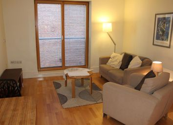Thumbnail 1 bed flat to rent in Lower Chatham Street, Manchester