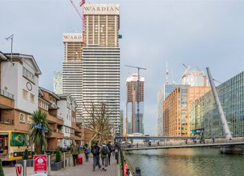 Thumbnail Studio for sale in The Wardian, East Tower, Canary Wharf