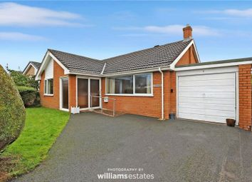 Thumbnail 3 bed detached bungalow for sale in Maes Meugan, Ruthin