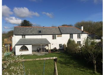 Thumbnail 8 bed detached house for sale in St. Wenn, Wadebridge