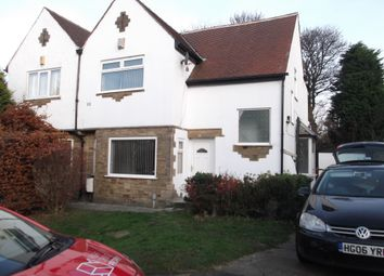 Thumbnail 3 bedroom semi-detached house to rent in Glenview Avenue, Bradford