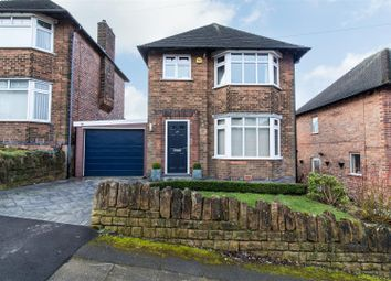 Thumbnail 3 bed detached house for sale in Tettenbury Road, Nottingham