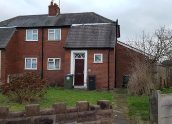 Thumbnail 2 bed semi-detached house to rent in Bache Street, West Bromwich