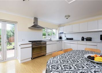 Thumbnail 4 bed terraced house for sale in Edgehill Road, Mitcham, Surrey