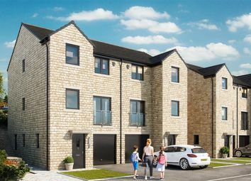 Thumbnail 4 bed semi-detached house for sale in Plot 2, Lillands Lane, Brighouse