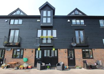Thumbnail 3 bed town house for sale in Farleigh Bridge, East Farleigh, Maidstone