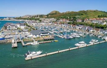 Thumbnail Commercial property for sale in Deganwy Marina, Deganwy, Conwy