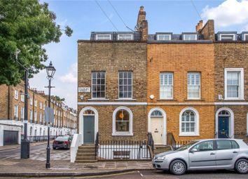 3 bed end terrace house for sale in Danbury Street, Angel, Islington N1