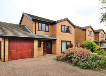 Thumbnail 4 bed detached house for sale in Ruskin Drive, Dentons Green, St Helens