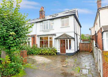 4 bed semi-detached house for sale in Osborne Road, Walton-On-Thames KT12