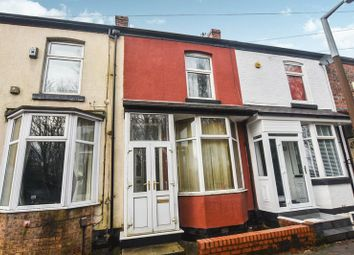 Thumbnail 2 bedroom terraced house for sale in Berkeley Road, Bolton