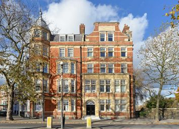 Thumbnail 2 bed flat for sale in Embankment Gardens, London