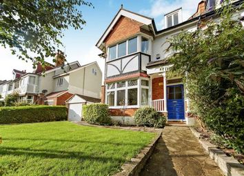 Thumbnail 6 bed semi-detached house for sale in Foxley Lane, Purley, Surrey, Purley