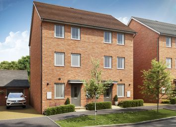 "Thumbnail 3 bed semi-detached house for sale in ""Stambourne"" at Rocky Lane, Haywards Heath"