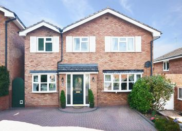 Thumbnail 5 bed detached house for sale in Bishops Court, Eccleshall, Staffordshire