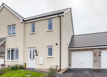 Thumbnail 2 Bed Semi Detached House For Sale In Truro Cornwall