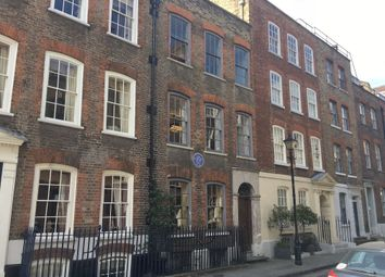 Thumbnail 4 bed terraced house for sale in Elder Street, Spitalfields