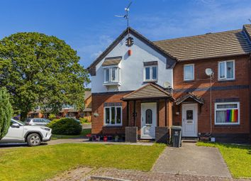Thumbnail 3 bed end terrace house to rent in Huntsmead Close, Thornhill, Cardiff