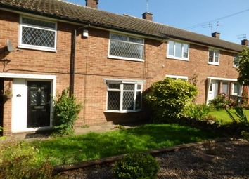 Thumbnail 3 bed terraced house to rent in Braddon Avenue, Nottingham