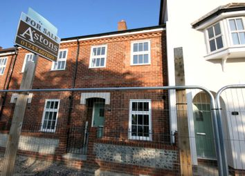 Thumbnail 3 bed town house for sale in High Street, Selsey, Chichester