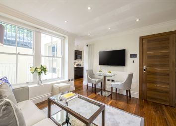 Thumbnail 1 bed flat to rent in Kensington Garden Square, London