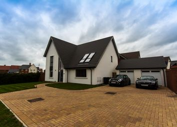 Thumbnail 5 bedroom detached house for sale in Rackham Close, Tadpole Garden Village, Swindon