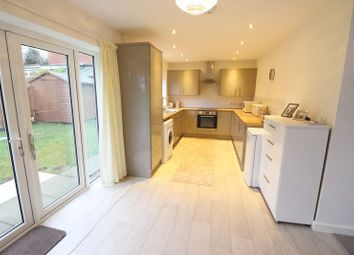 Thumbnail 3 bedroom detached bungalow for sale in East Street, Leek, Staffordshire.