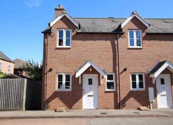Thumbnail 2 bedroom town house for sale in Lillington Road, Leamington Spa