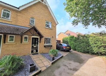 Thumbnail 3 bed semi-detached house to rent in Cleveland Way, Stevenage