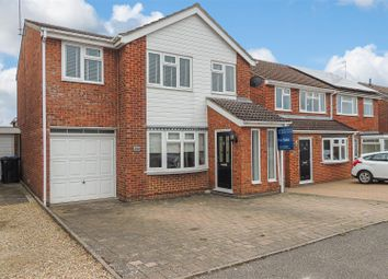 Thumbnail 4 bed property for sale in Almond Close, Bugbrooke, Northampton
