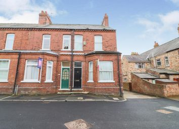 Thumbnail 3 bed end terrace house for sale in Prospect Terrace, Fulford, York