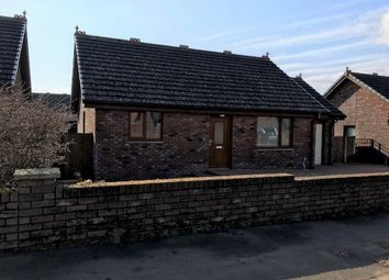 Thumbnail 2 bed detached bungalow for sale in 4 Windermere Road, Annan, Dumfries & Galloway